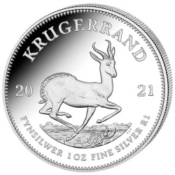 1 Rand Argent 2021 -...