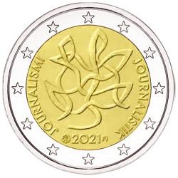 2 Euro Finlande 2021 -...