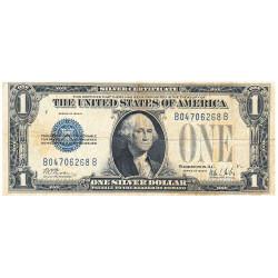 Billet 1 Dollar 1928 Silver...