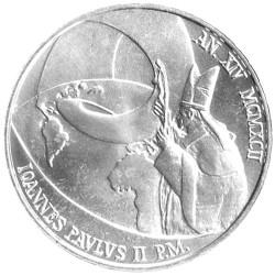 500 Lires Argent Jean-Paul...