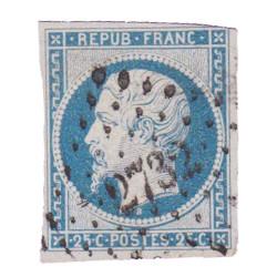 25 Centimes de 1852...