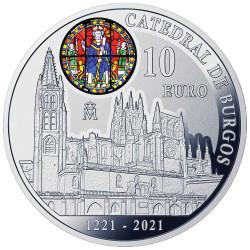 10 Euro Argent Espagne BE...