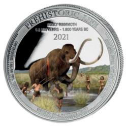 20 Francs Argent Congo 2021...