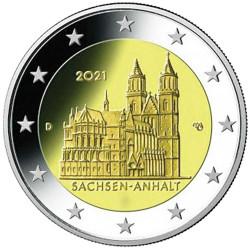 2 Euro Allemagne 2021 -...