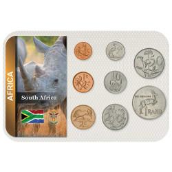 Série Afrique du Sud 1970-1990