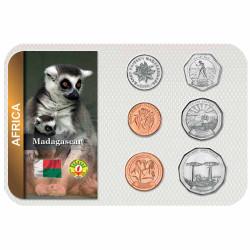 Série Madagascar 1996-2016