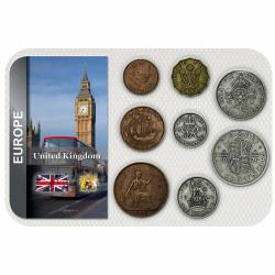 Série Royaume-Uni 1949-1952