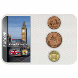 Série Royaume-Uni 1953-1970