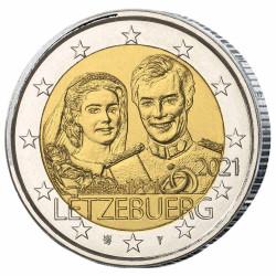 2 Euro Luxembourg BU 2021 -...