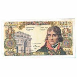 100 Francs Bonaparte NF