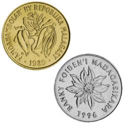 Série Madagascar 1970-1996