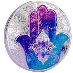 5 Dollars Argent Palau BE...