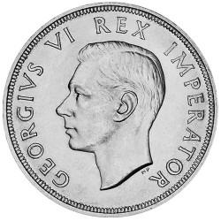 5 Shillings Argent Afrique...