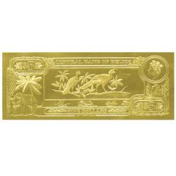 5 Dollars Belize 1984 -...