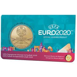 2,5 Euro Belgique BU 2021 -...