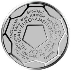 20 Euro Argent Allemagne BU...