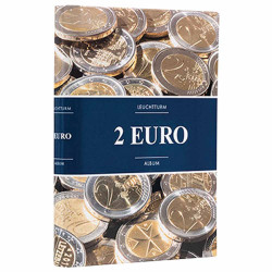 Album de poche 2 Euro