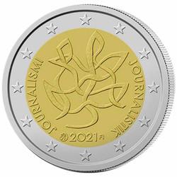 2 Euro Finlande BE 2021 -...