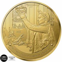 1/4 Euro France BU 2021