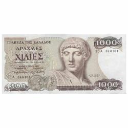Billet 1000 Drachmes Grèce...