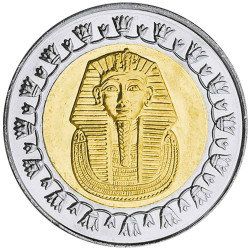 1 Livre Égypte