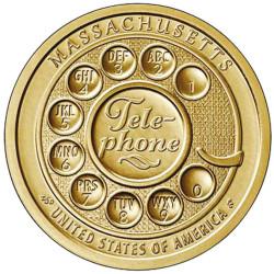 1 Dollar USA 2020 Innovation