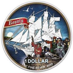 1 Dollar Argent BU 2021...