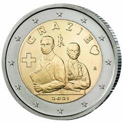 2 Euro Italie 2021 -...