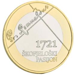 3 Euro Slovénie 2021 - 300...