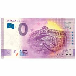 Billet Souvenir 0 Euro -...