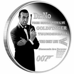 1 Dollar Argent Tuvalu BE...