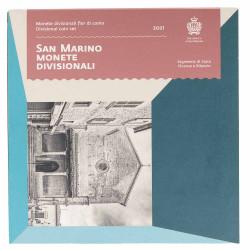 Série Saint-Marin BU 2021