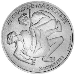 7,5 Euro Argent Portugal...