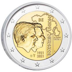 2 Euro Belgique BU 2021 -...