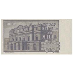 1000 Lires Italie 1981