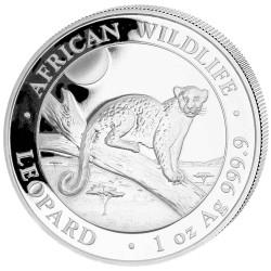 100 Shillings Argent BU...