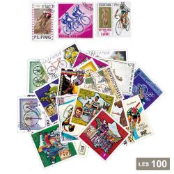 100 timbres Cyclisme