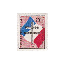 1 timbre France d'abord