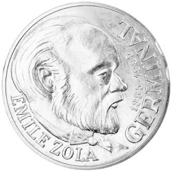 100 Francs Argent Emile...