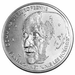 100 Francs Argent Jean...