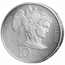 10 Euro Argent Saint-Marin...