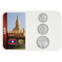 Série Laos 1952