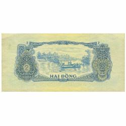Billet 2 Dong Vietnam 1963