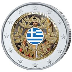 2 Euro Grèce 2021 - 200 ans...