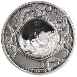 2 Dollars Argent Tuvalu...
