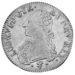 1754-1793 - France - Écu...