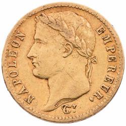 1809A - 20 Francs Or...