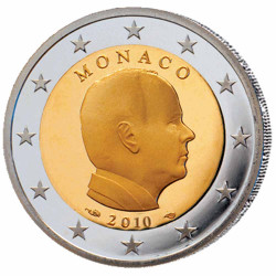 2 Euro Albert II BE -...