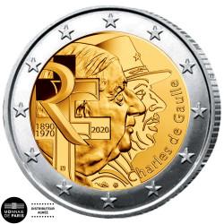 2 Euro France BU 2020 -...