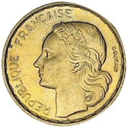 20 Francs Guiraud 1951